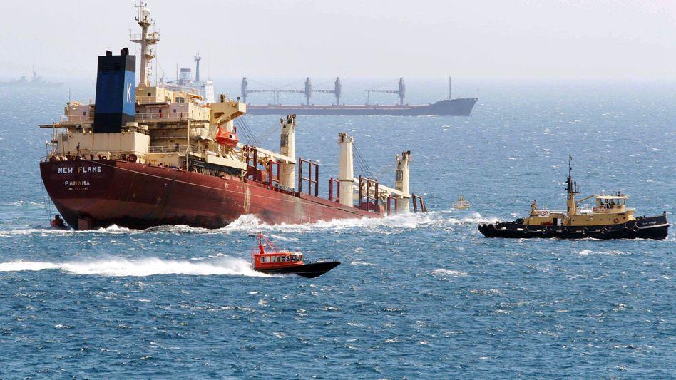 Schiffbruch: Die Anleger des HCI-Fonds Shipping Select 28 haben kaum Freude an ihrer Beteiligung
