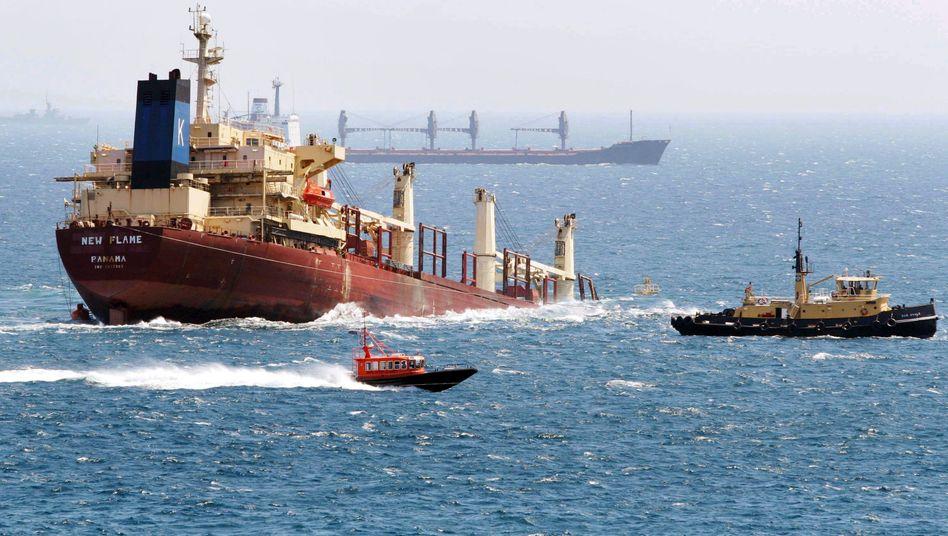 Schiffbruch: Lloyd Fonds kam mit seiner Tauschofferte bei den Fondsanlegern nicht an
