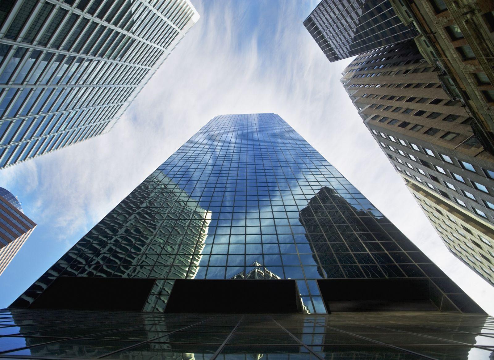 NICHT MEHR VERWENDEN! - New Yoek / Wall Street / Wolkenkratzer