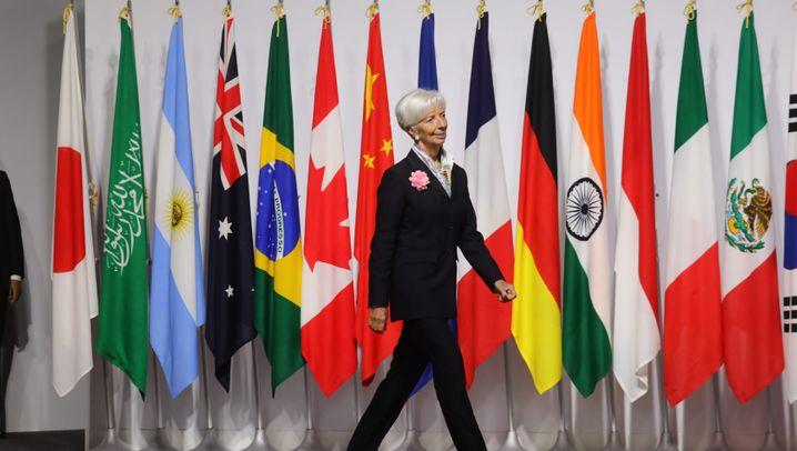 Modekritik: Christine Lagarde im Stil-Check