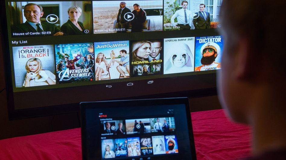 Kino ade? In Deutschland gibt es ein weiteres Video-Onlinestreaming-Angebot