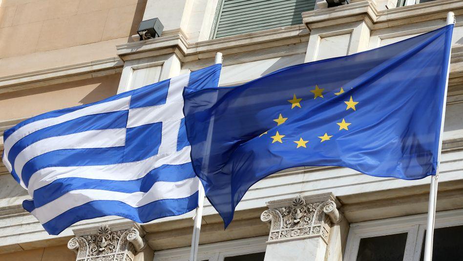 Bleibt Griechenland im Euro-Raum? Diese Frage wird sich allerspätestens bis Dienstag beantworten