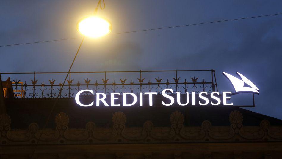 Zentrale der Credit Suisse in Zürich