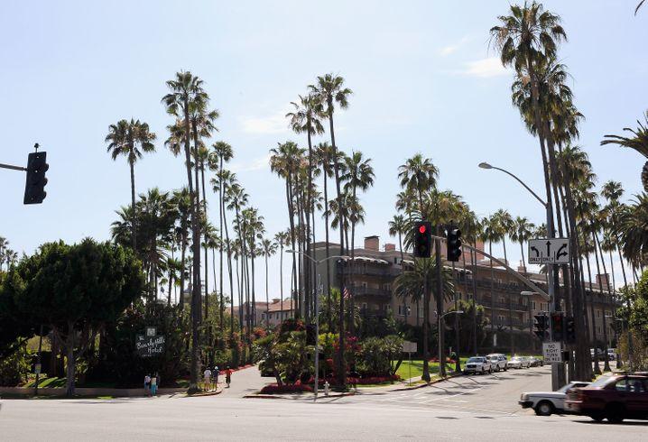 Traumziel dank der Traumfabrik: Beverly Hills