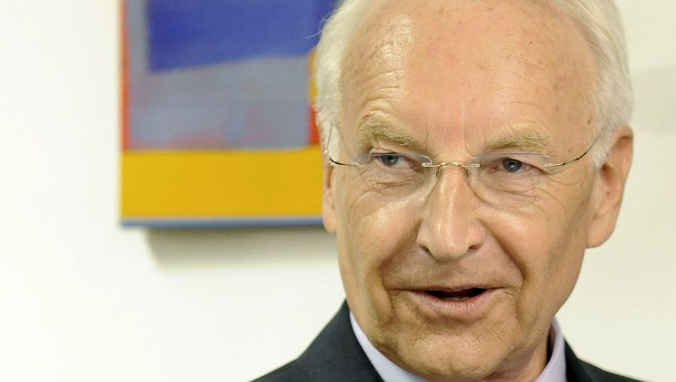 Edmund Stoiber will der Bürokratie zu Leibe rücken