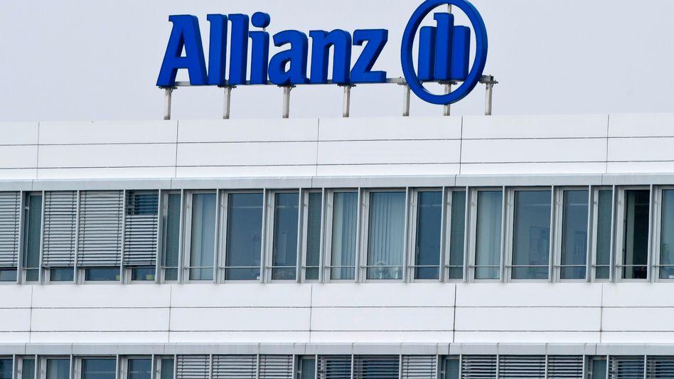 Allianz-Sitz in Unterfoehring: Neun Milliarden Euro operativer Gewinn