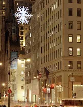 Kaplans Wohnsitz: Die Fifth Avenue in New York