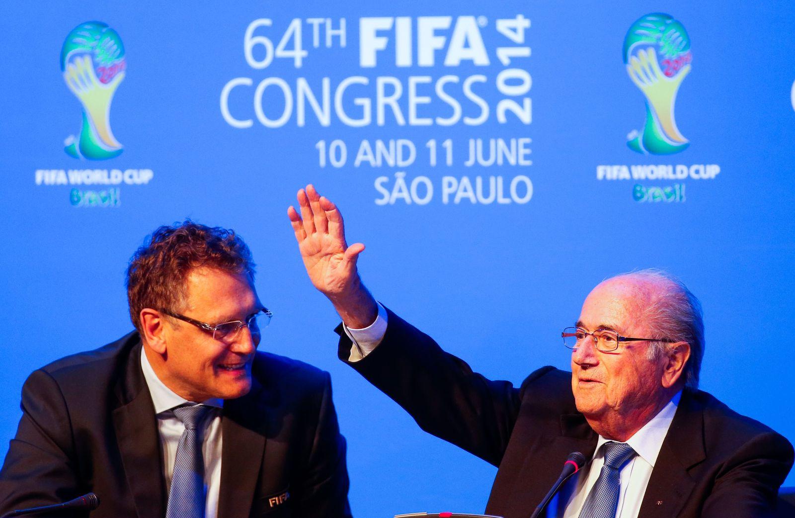 450453210 Blatter Valcke Fifa