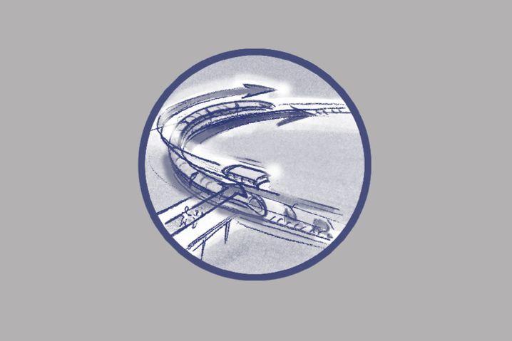 Der Nonstop-Zug