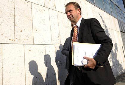 Im September zurückgetreten: Lieberknechts Vorgänger Althaus