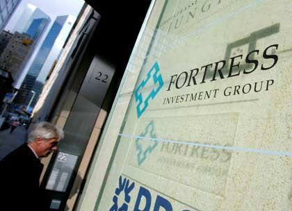 Überzeugender Auftritt: Die Beteiligungsgesellschaft Fortress hat in den USA einen fulminanten Börsenstart hingelegt