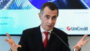 UniCredit-Chef Mustier erteilt Fusionen klare Absage
