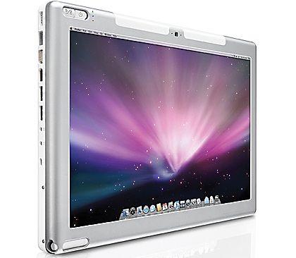 Frisiertes MacBook: Axiotron macht aus relativ preiswerten MacBooks deutlich teurere ModBooks - mit Touchscreen