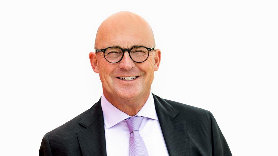 Gibt nicht so gern auf: Rüdiger Andreas Günther, seit Kurzem Ex-Chef von Francotyp-Postalia.