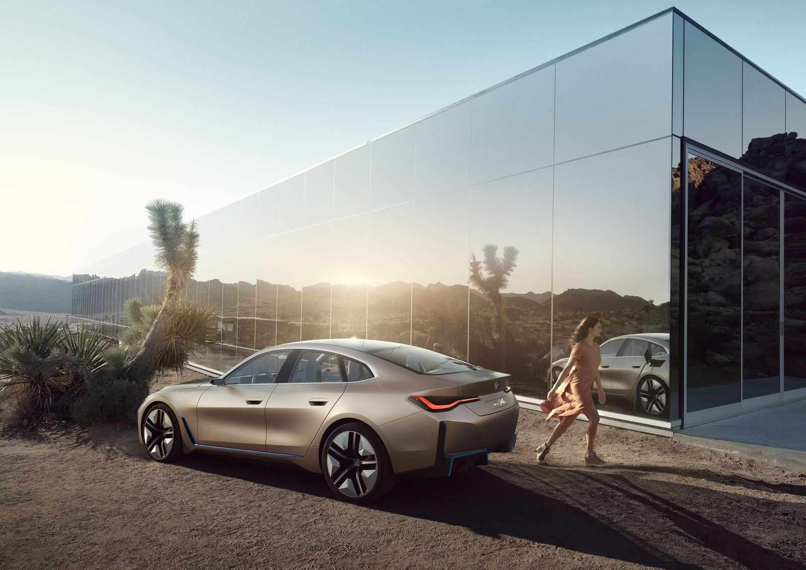 BMWi4 Concept
