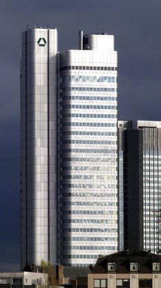 Dresdner Bank: Die Externen trifft es zuerst