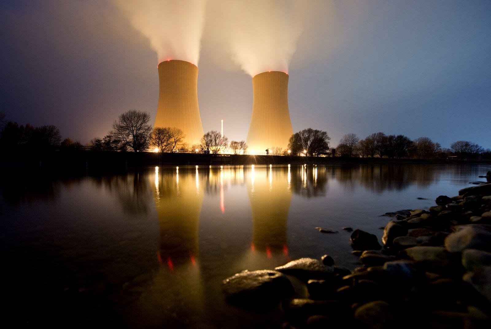 Atomkraftwerk Grohnde / EON