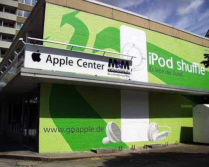 Apple-Dienstleister M&M Trading: Die Mitarbeiter der Hamburger Filiale telefonieren schon seit zwei Jahren über das Internet