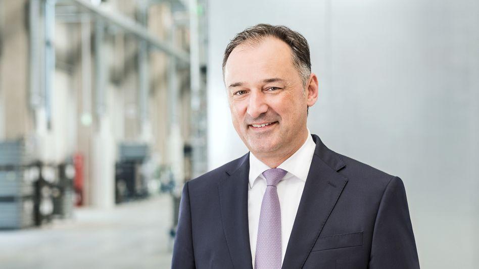 """""""Ein Meilenstein für Deutz"""": Firmenchef Frank Hiller"""