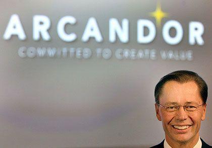 Neuer Name: Der Handelskonzern KarstadtQuelle will künftig unter dem Namen Arcandor firmieren