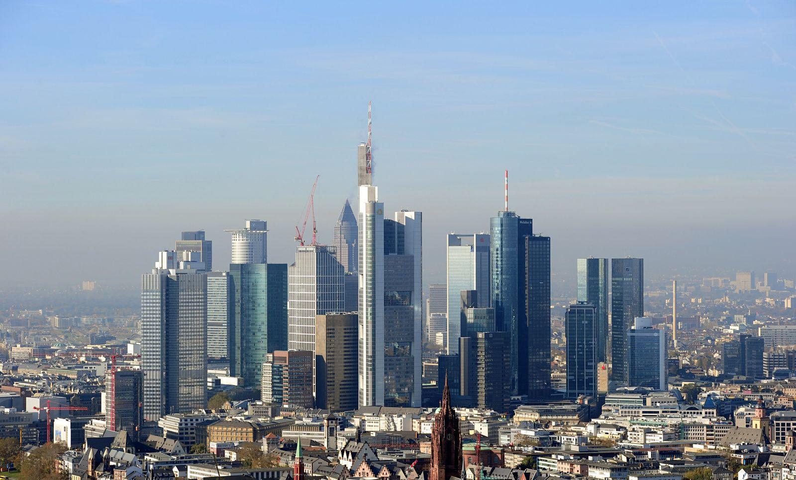 Skyline Frankfurt (Kopie)