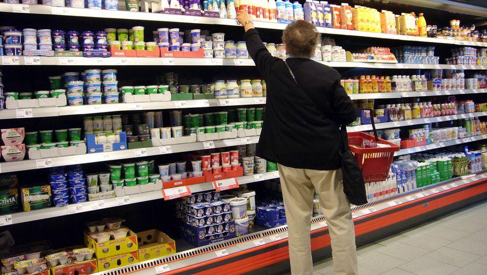 Welcher Joghurt es sein darf, entscheiden die Deutschen vor allem nach dem Preis