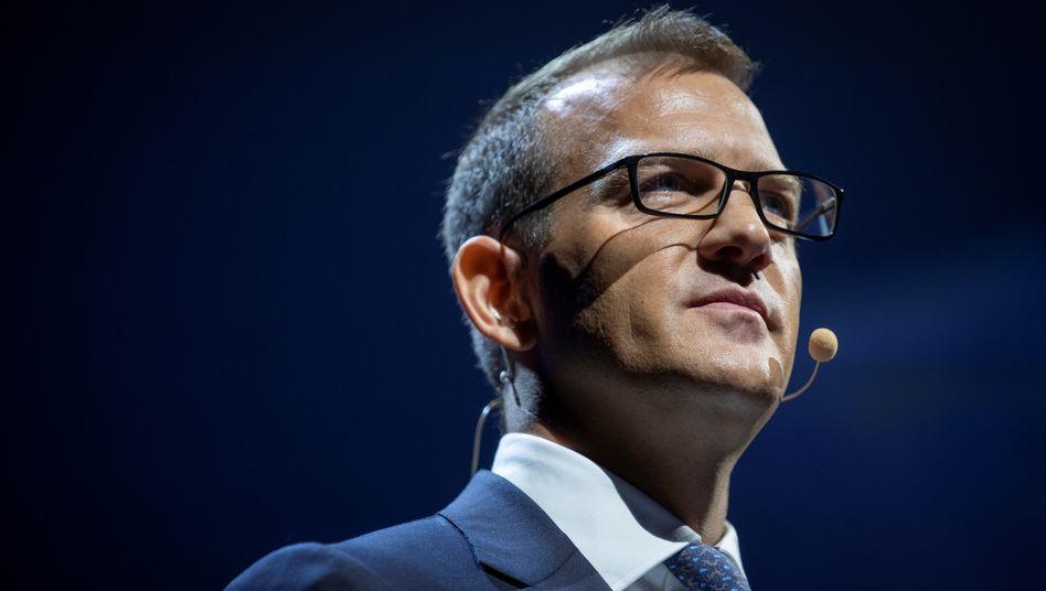 Investor Daniel Kretinsky hat seinen Anteil bei ProSiebenSat.1 offenbar aufgestockt