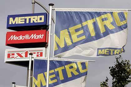 Deutlich zugelegt: Metro profitiert vom Auslandsgeschäft