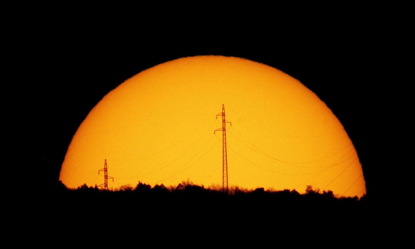 Sonne / Sonnensturm