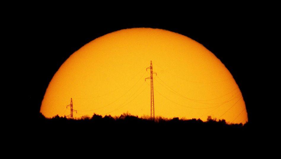 Sonnenuntergang: Der Verdrängungswettbewerb in der Solarbranche ist in vollem Gang