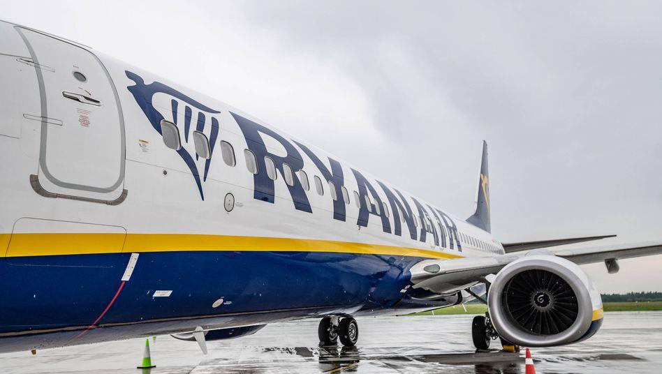 Ryanair: Weniger Flüge im Winter