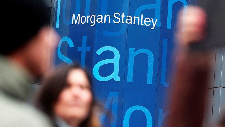 Starkes Quartal: Morgan Stanley erzielte Rekorde bei Gewinn und Umsatz