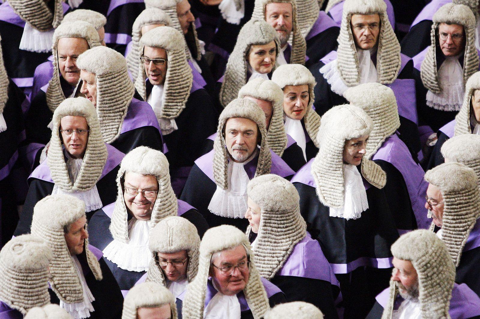 UK London Judges