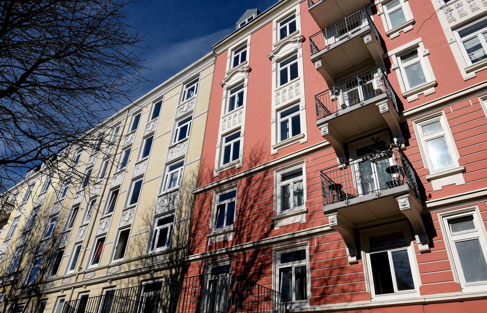Immobilien / Wohnungen / Mietpreisbremse in Hamburg