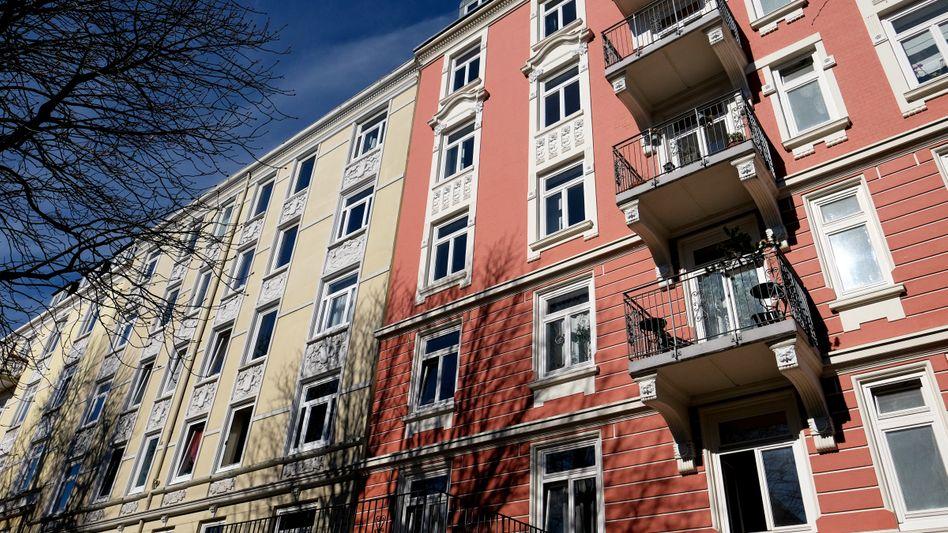 Wohnungen in Hamburg: Die Mieten explodieren, die Zinsen bleiben unten