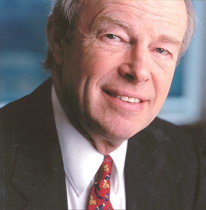 Ewald Kist, Chef des Finanzkonzerns ING, ist für das Geschäft positiv gestimmt