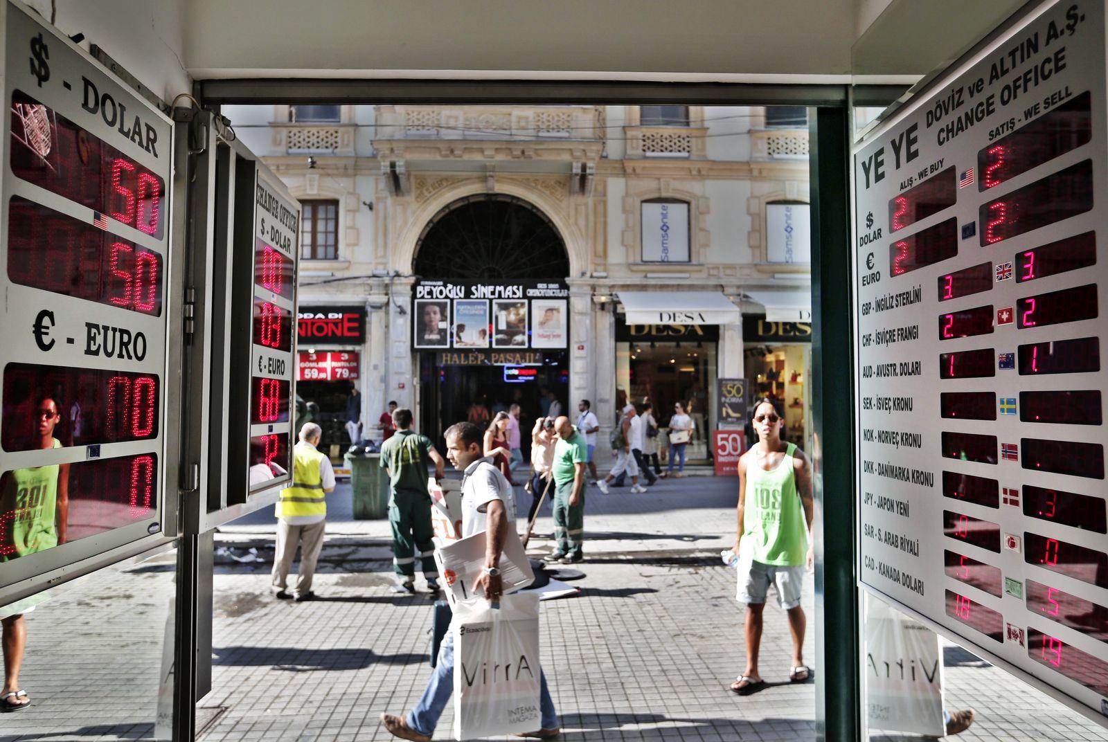 Türkei / Istanbul / Wirtschaft / Konjunktur