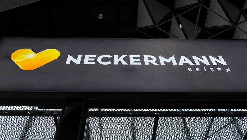 Logo von Neckermann Reisen: Der traditionsreiche Reiseveranstalter gehört nun zur türkischen Anex-Gruppe
