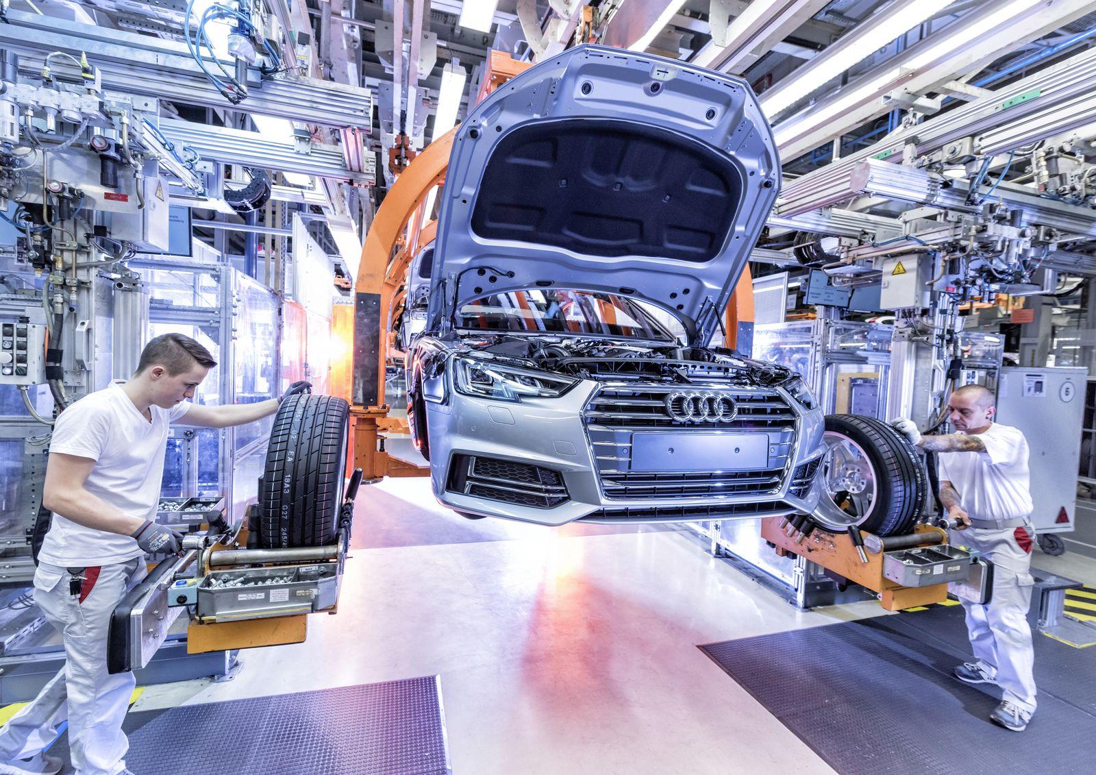 Audi / Symbol