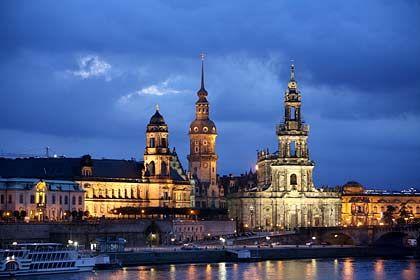 Heimlicher Star: Dresden hat wirtschaftlich gegenüber vielen westdeutschen Städten die Nase vorn