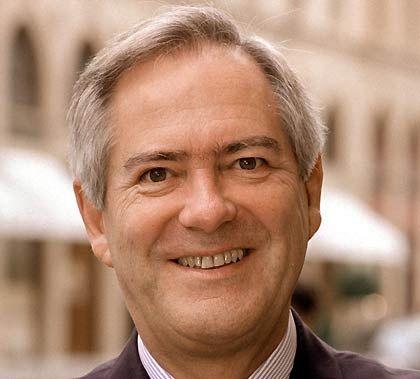Auch die CDU soll nach Kräften beraten werden: Roland Berger