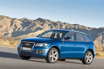 In der Absatzkrise: Audi wird in diesem Jahr wohl 10 Prozent weniger Autos verkaufen als im Vorjahr