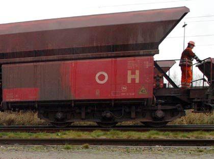 Große Probleme: Das Gütergeschäft auf der Schiene macht Sorgen