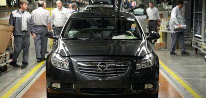 """Opel-Produktion in Rüsselsheim: """"Erhebliches Systemrisiko"""""""