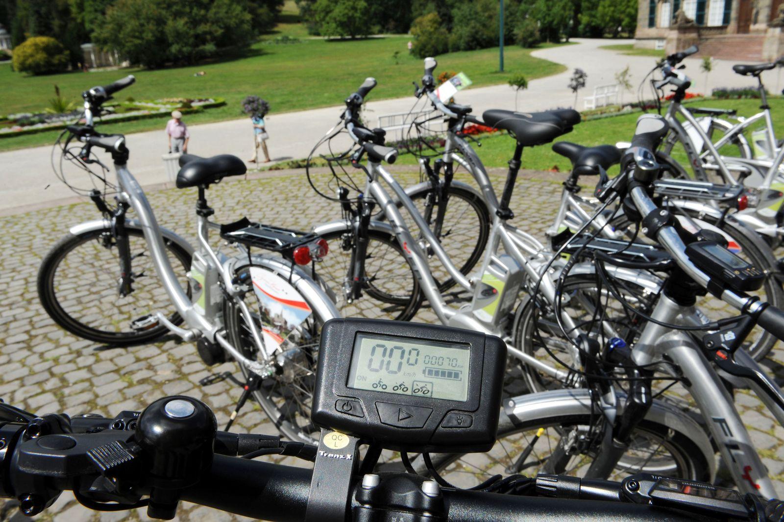 Verkehr / Elektrofahrräder / Pedelec / Fahrrad