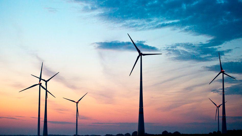 Windräder an Land: Austausch alter Anlagen wird nicht einberechnet