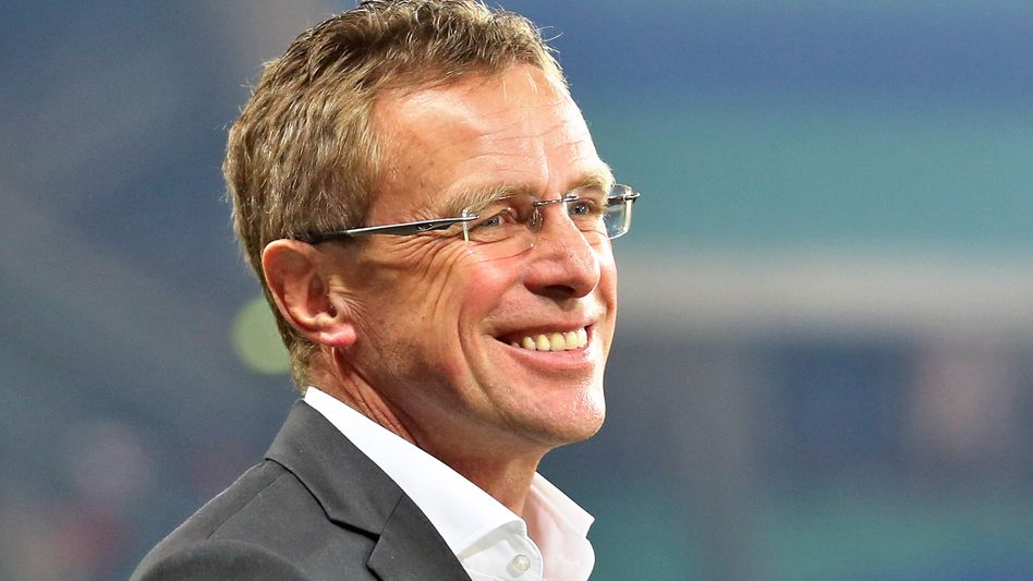 Geplante Attacke: Ralf Rangnick will mit zwei Mannschaften in der Champions League spielen