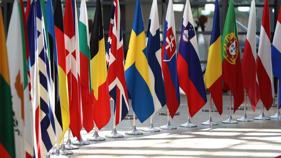 EU-Mitgliedsländer: Das EU-Budget soll von 2021 bis 2027 insgesamt auf 1280 Milliarden Euro steigen. Deutschland soll deutlich mehr zahlen als bisher