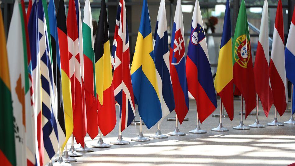 EU-Mitgliedsländer: Auch ohne England sollen die Ausgaben deutlich steigen