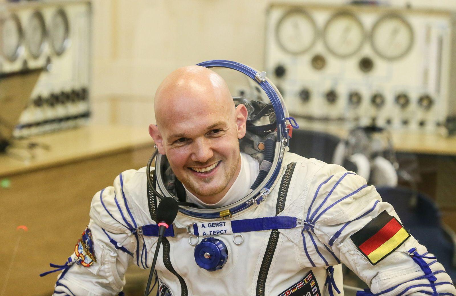 Alexander Gerst / ISS